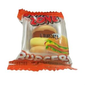 Mini Burger Gummy Sweet - Novelty Candy Gummi Zone 9g